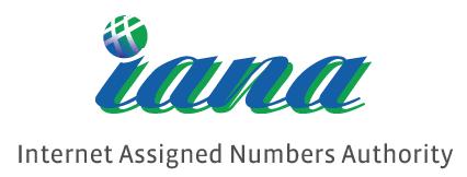 Logo de l'IANA