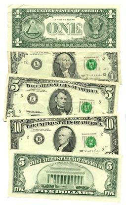 Quelques dollars